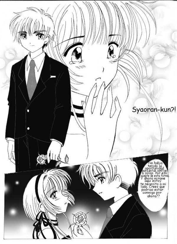 El primer beso de Sakura y Shaoran [CCS] 16