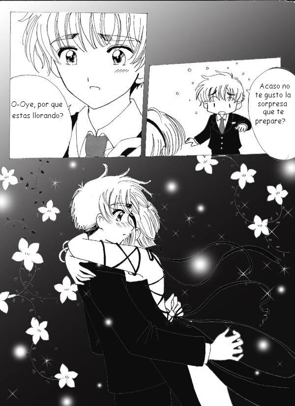 El primer beso de Sakura y Shaoran [CCS] 18