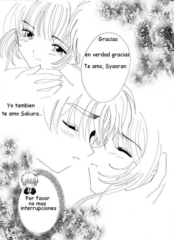 El primer beso de Sakura y Shaoran [CCS] 19