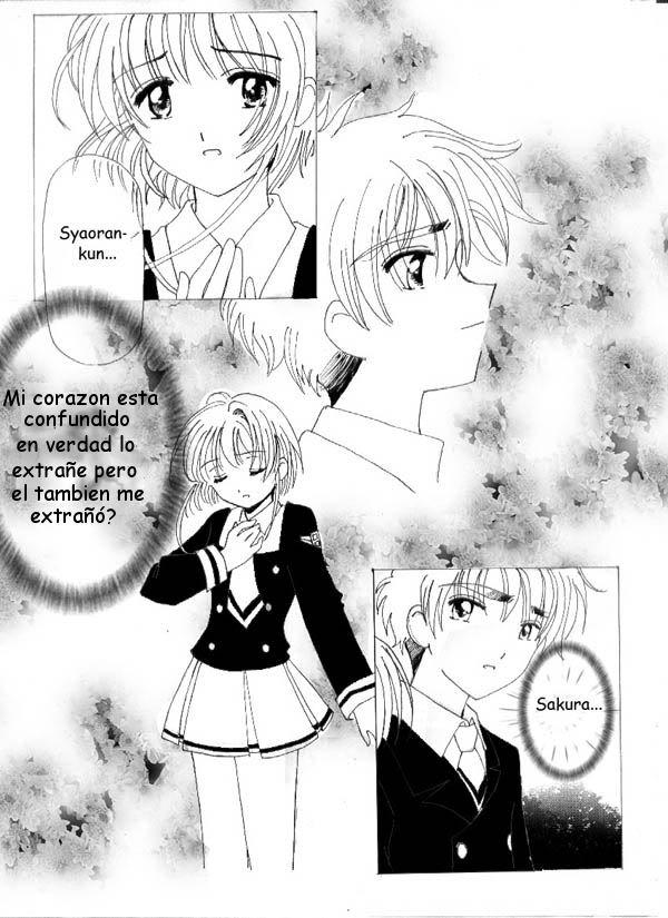 El primer beso de Sakura y Shaoran [CCS] 5
