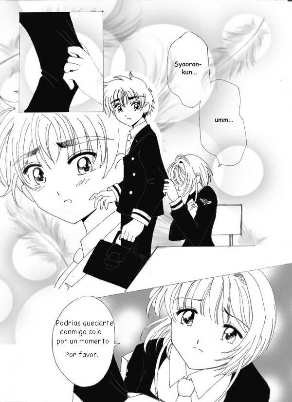 El primer beso de Sakura y Shaoran [CCS] 7