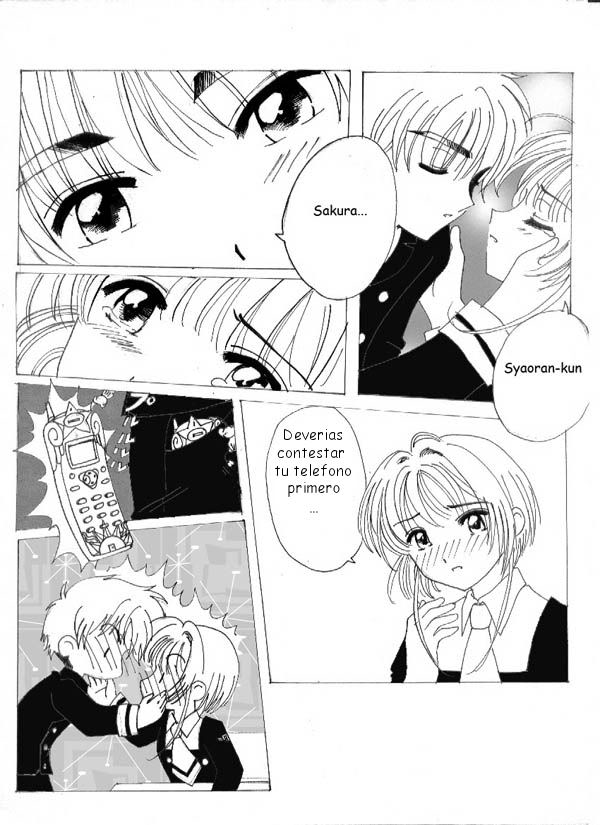 El primer beso de Sakura y Shaoran [CCS] 8