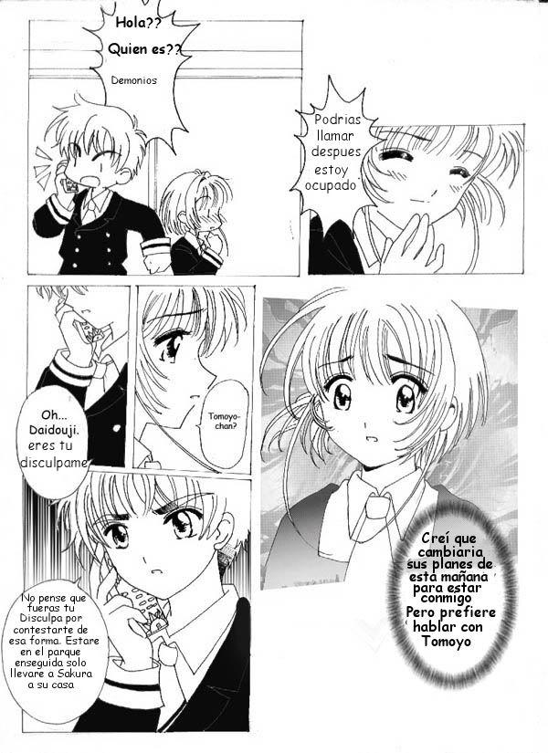El primer beso de Sakura y Shaoran [CCS] 9