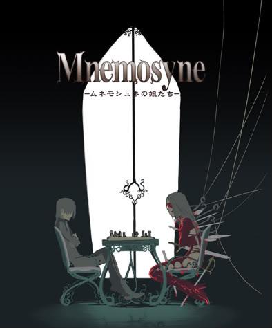 Mnemosyne: Mnemosyne no musume tachi [06/06] Mnemosyuneposter1