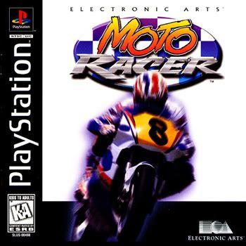 moto racer 1 MotoRacer