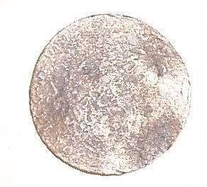 Ayuda con esta moneda - 2 Maravedís de Isabel II (Segovia, 1838) [WM n° 7575] Anverso