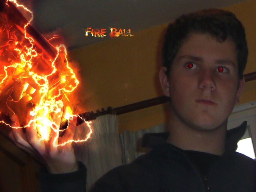 Montaje: ¡Fireball! Fireballcopia