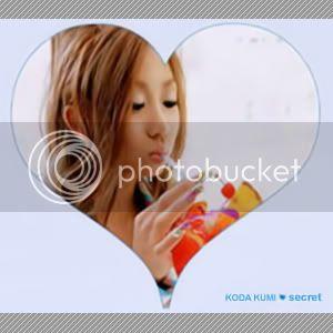 Koda Kumi. 2005-02-09KodaKumi-secret