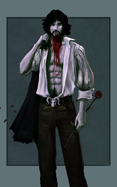 Vampire Pictures Sexy_male_Vampire_by_DrawingNightma