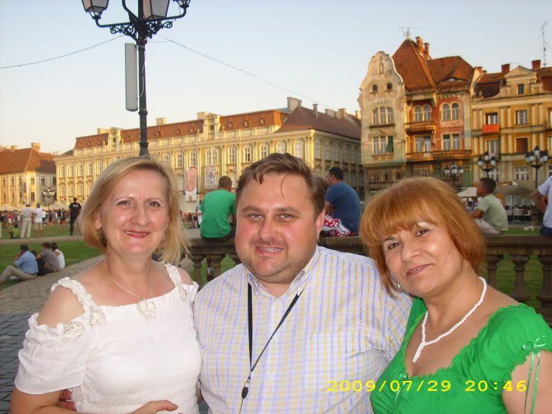 29 Iulie 2009 -Intalnirea cu prietenii din Timisoara AnaCostelsiRodica