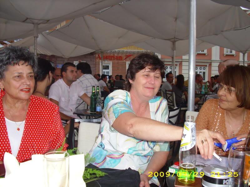 29 Iulie 2009 -Intalnirea cu prietenii din Timisoara GeorgetaSilvianasiSteluta