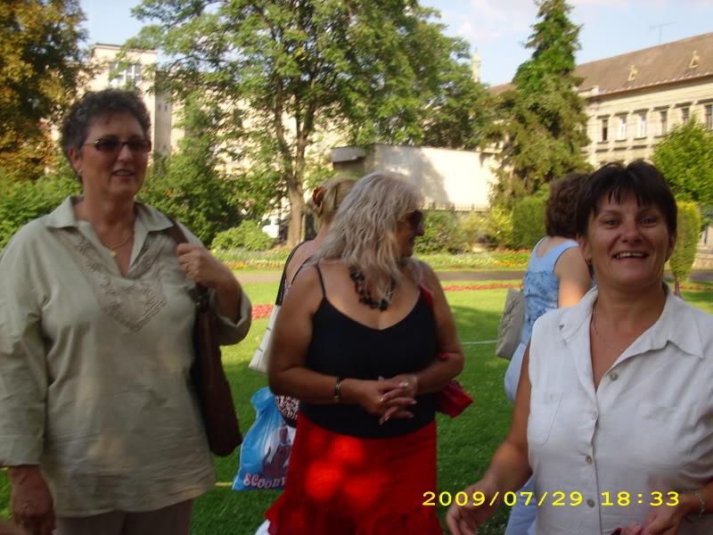 29 Iulie 2009 -Intalnirea cu prietenii din Timisoara GyongyiMeryMarcela