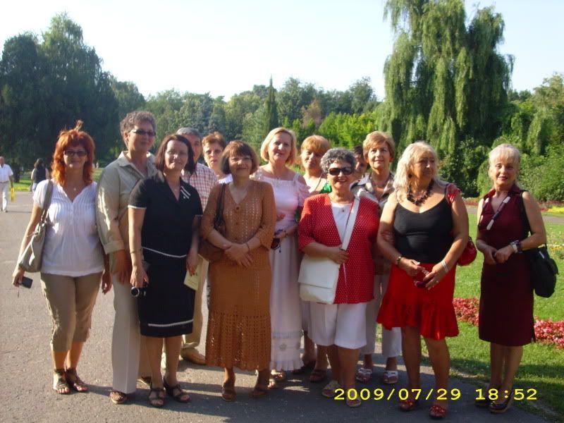 29 Iulie 2009 -Intalnirea cu prietenii din Timisoara RodicaGyongyiElenaStelutacusotuMarc
