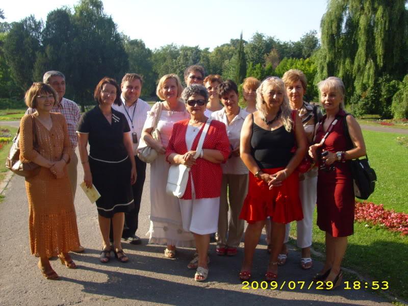 29 Iulie 2009 -Intalnirea cu prietenii din Timisoara StelutacusotulElenaCostelRodicaGeor