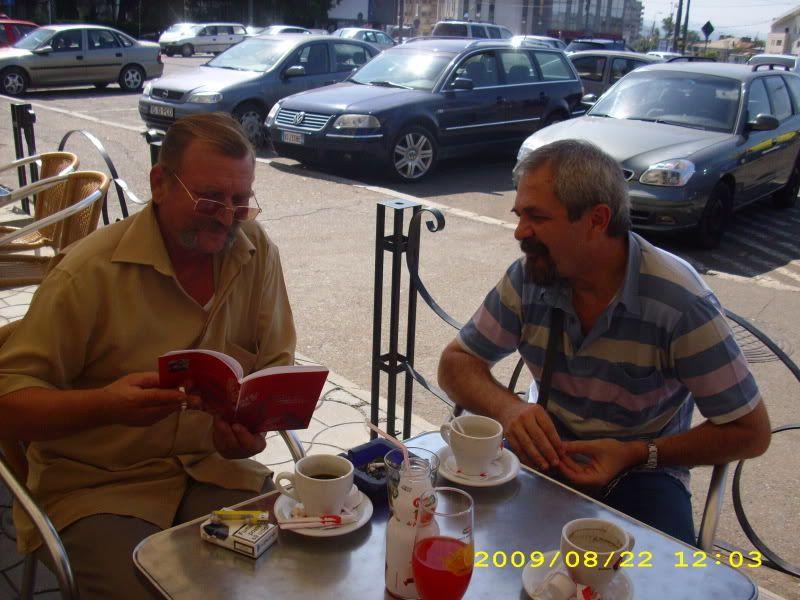 22 august 2009 Vizita lui Simion la IASI Simionsiedy