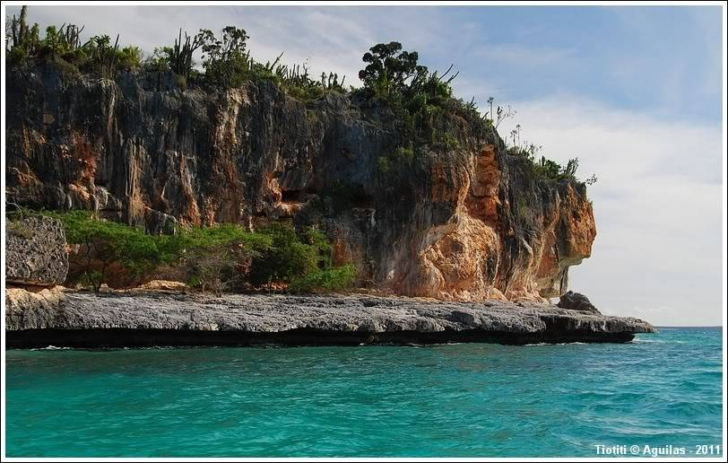 République Dominicaine. Le sud BahiadelasAguilas_0133