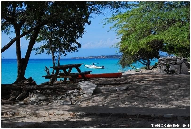 République Dominicaine. Le sud CaboRojo_0116