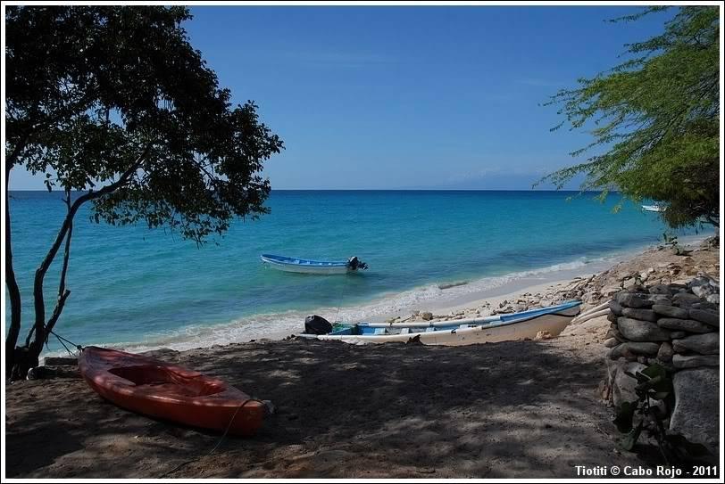 République Dominicaine. Le sud CaboRojo_0119