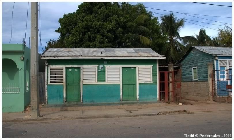 République Dominicaine. Le sud Pedernales_03044