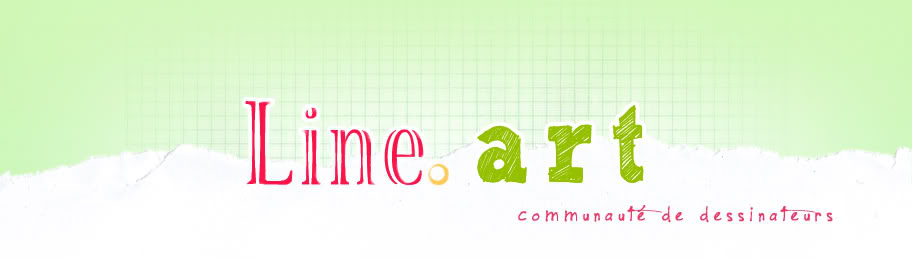 • Line-Art •