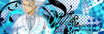 blue shinigami application Retrostyle