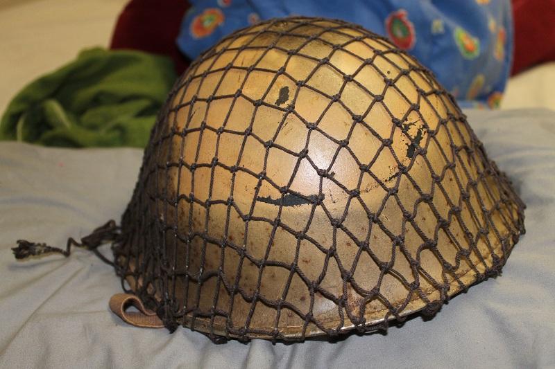 Canadian MkIII helmets, British Dispatch rider's helmet, MkI AB 805 helmet IMG_1834_zpsf2f03b97