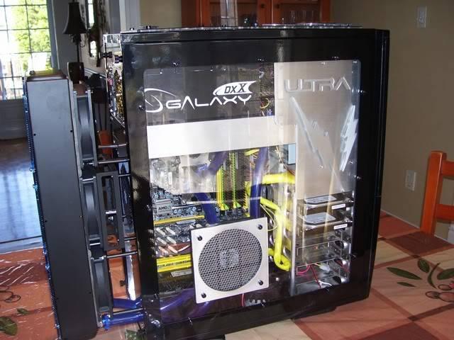 Ultra Aluminus refroidi au liquide Ultra075