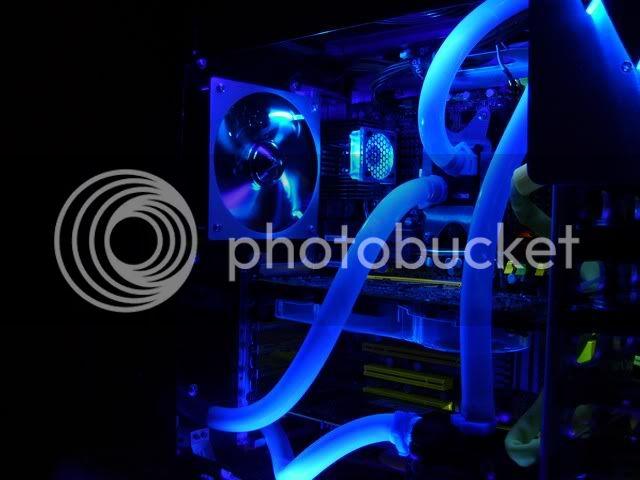Ultra Aluminus refroidi au liquide Ultra103