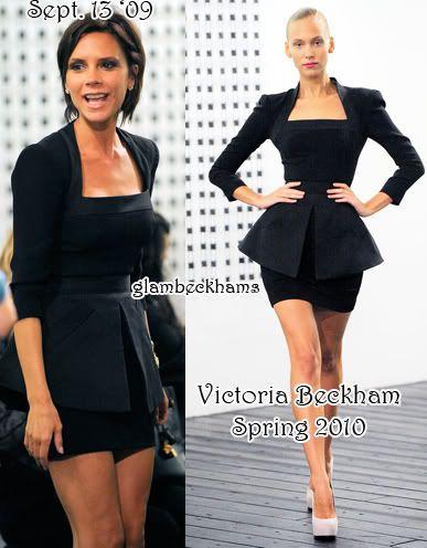 Victoria usando sus propios diseños// Victoria wearing her own desings 13_09_09