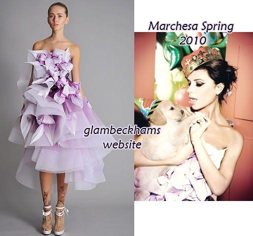 Glamour US Marzo 2010 Style Marchesa