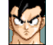 Personagens Jogaveis : Saga Majin Boo Gohan3
