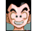 Personagens Jogaveis : Saga Majin Boo Kuririn