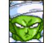 Personagens Jogaveis : Saga Majin Boo Piccolo