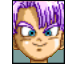 Personagens Jogaveis : Saga Majin Boo Trunks