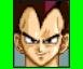 Personagens Jogaveis : Saga Majin Boo Vegeta
