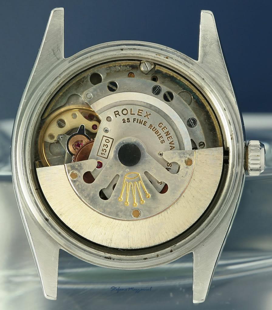 Stephano Mazzariol, l'encyclopédie Rolex 5504-2