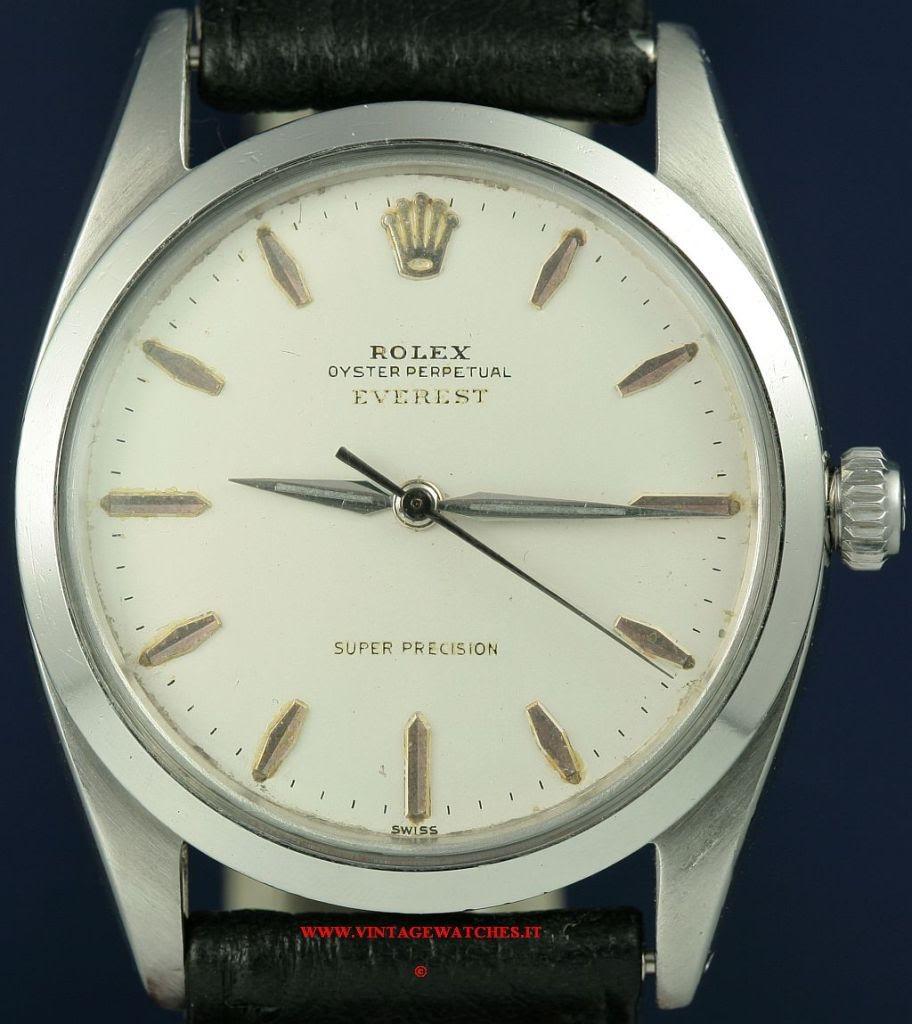 Stephano Mazzariol, l'encyclopédie Rolex 55045