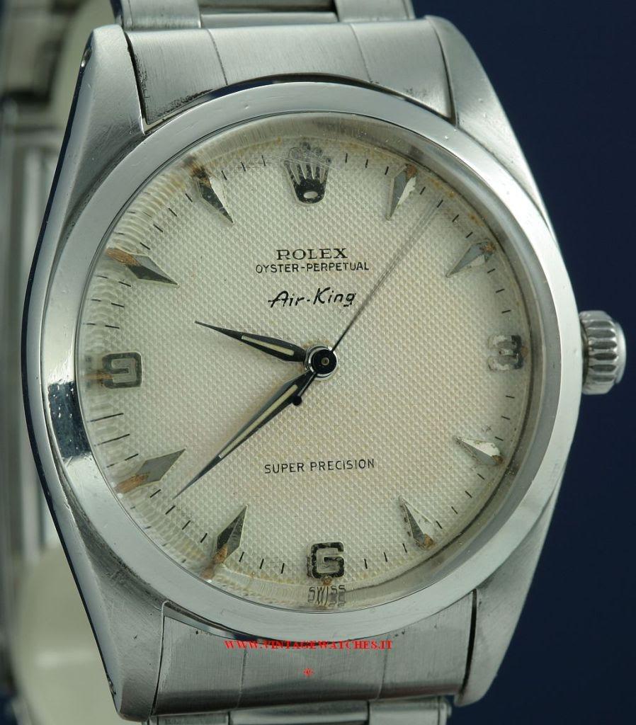 Stephano Mazzariol, l'encyclopédie Rolex 55048