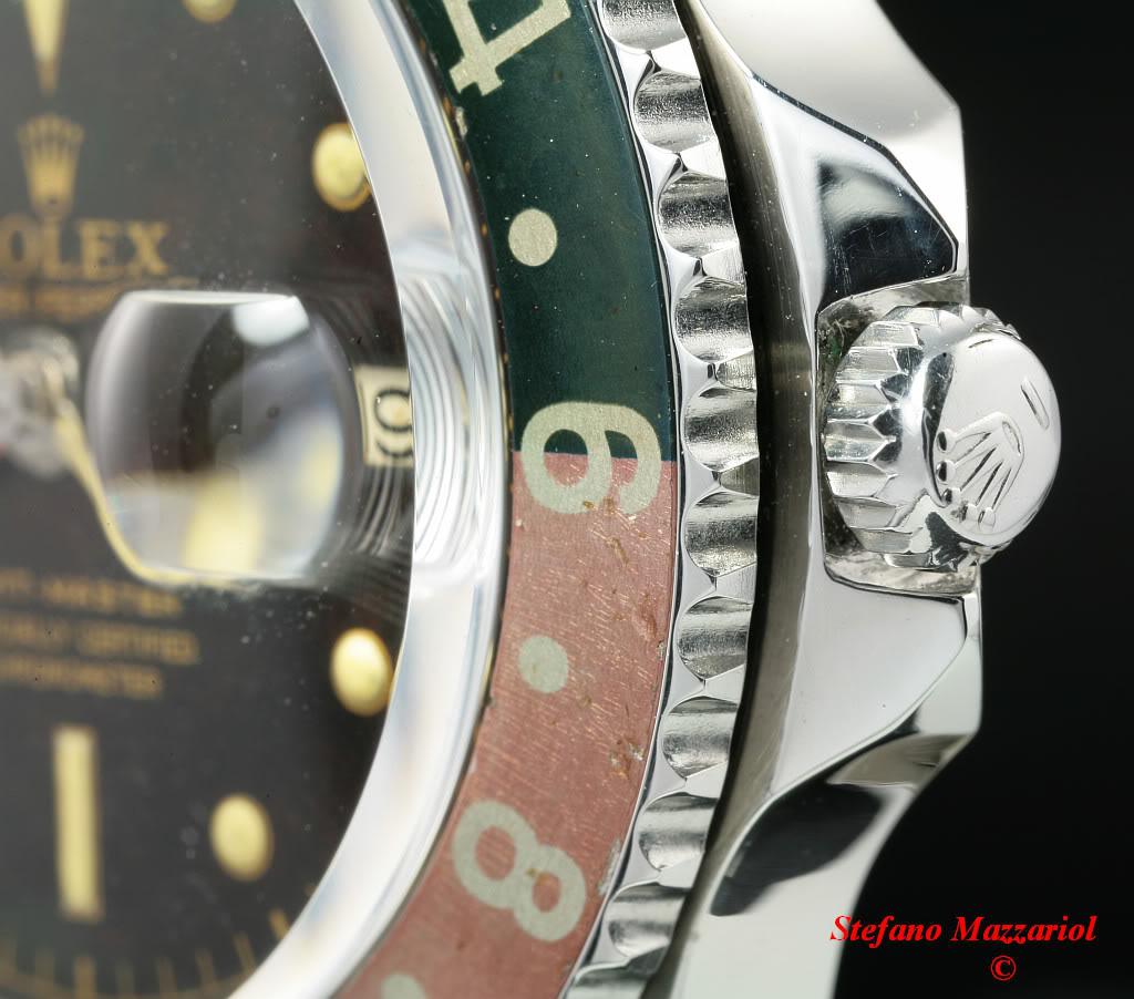 Stephano Mazzariol, l'encyclopédie Rolex Oc10