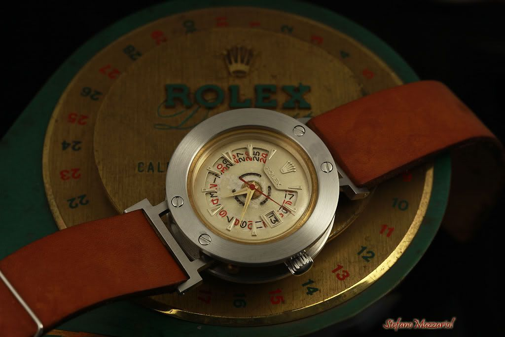 My Custom watch!! Prot18