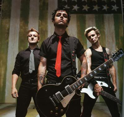 Paramore VS Green Day Green-day