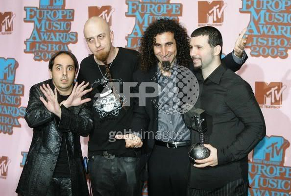 System of a Down SoadEMA2