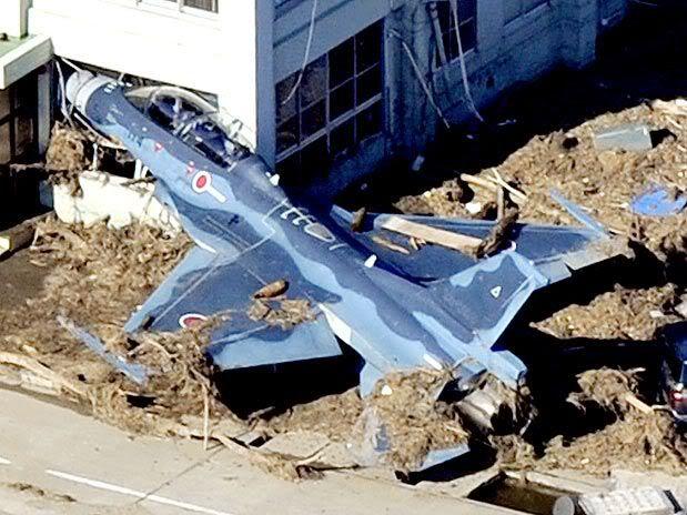 Imágenes de catástrofe en Japón 1