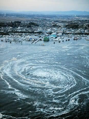 Imágenes de catástrofe en Japón Get11