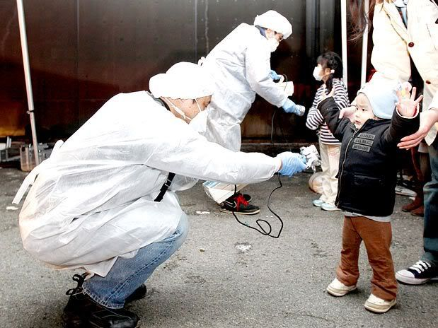 Imágenes de catástrofe en Japón Get2