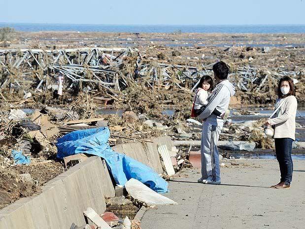 Imágenes de catástrofe en Japón Get3