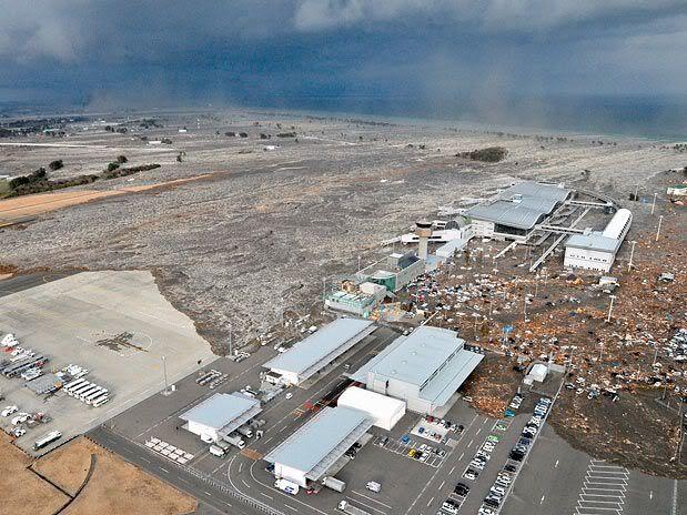 Imágenes de catástrofe en Japón Get7