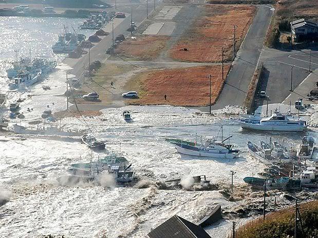 Imágenes de catástrofe en Japón Get8