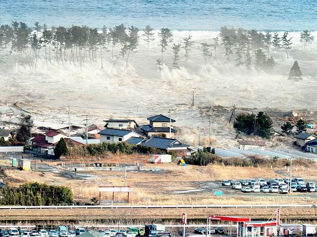 Imágenes de catástrofe en Japón Get9