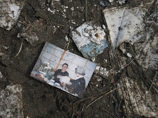 Imágenes de catástrofe en Japón X